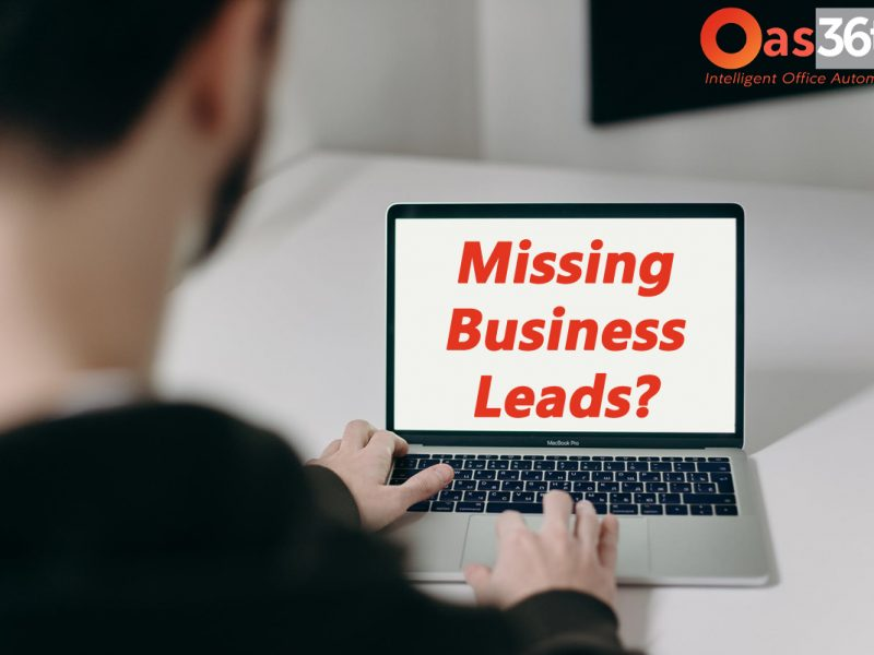 Missing Business Leads?
