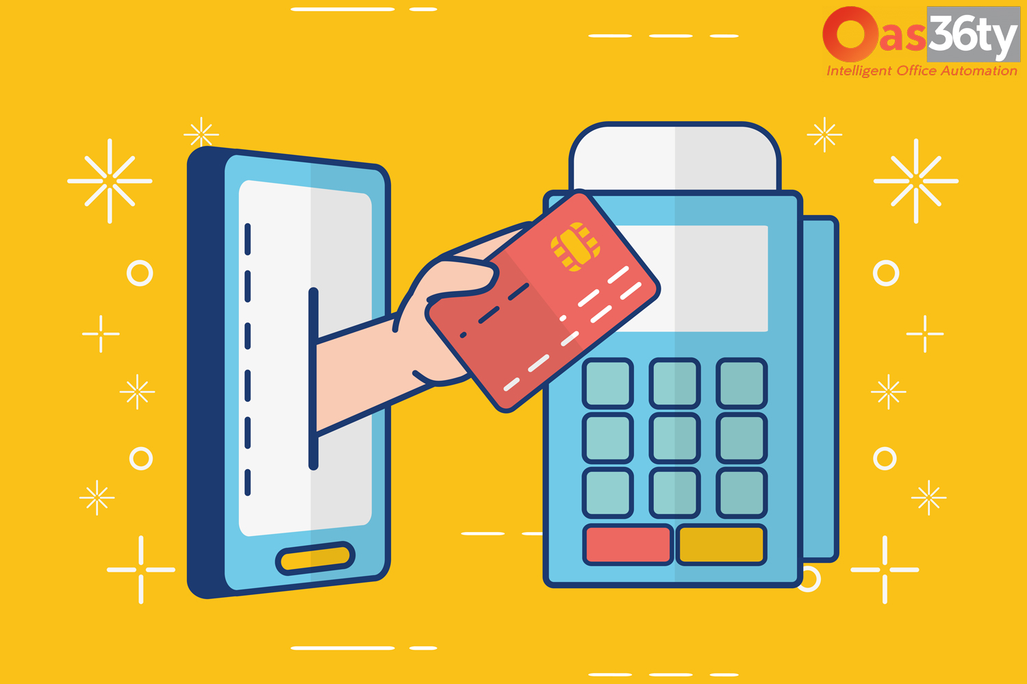 What is a payment processing system? How does it work?